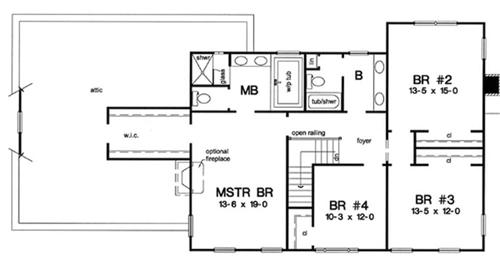 Sliding Glass Door Plan art herman builders: development floor plans